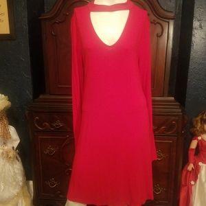 RED DRESS. C18